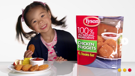 Product Review Crispy Chicken Strips Tyson New York