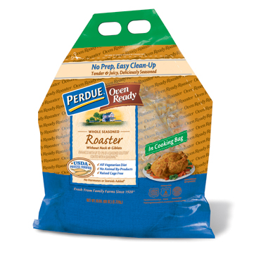 PERDUE® OVEN READY Whole Seasoned Roaster