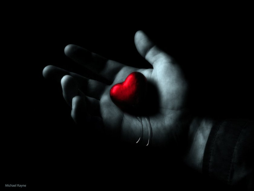 Crying_heart_by_Michael_Rayne