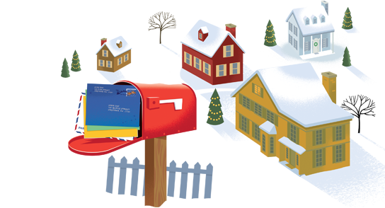Holiday Shipping and Mailing Dates for Domestic Mail