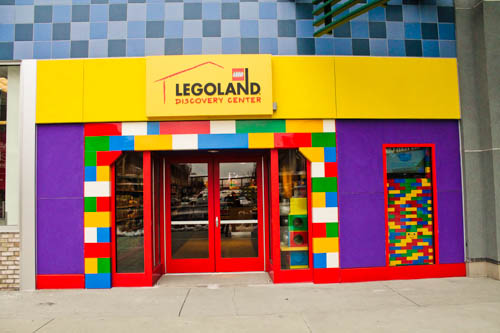 Legoland Ridge Hill New York Baby Mind