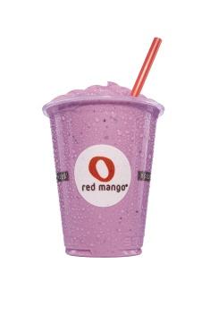 Red Mango Mixed Berry SuperBiotics Smoothie