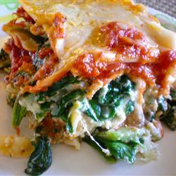 kid lasagna