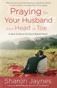 Book Review:  Praying For Your Husband From Head To Toe